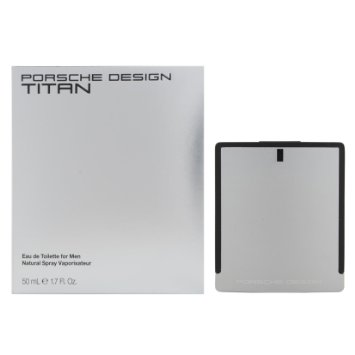 PORSCHE DESIGN TITAN EDT 50 ML