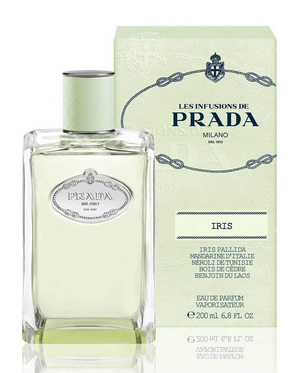 PRADA INFUSION D´IRIS EDP 200 ML