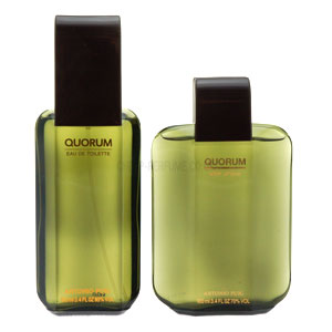 QUORUM EDT 100 ML + A/S 100 ML SET REGALO