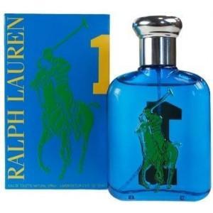 RALPH LAUREN BIG PONY 1 BLUE EDT 100 ML VP.