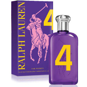 RALPH LAUREN BIG PONY PURPLE 4 EDT 100 ML VP.