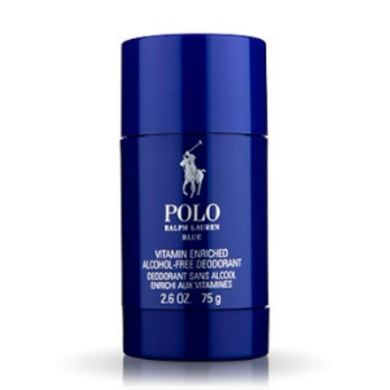 RALPH LAUREN POLO BLUE DEO STICK 75 GR. S/ALCOHOL