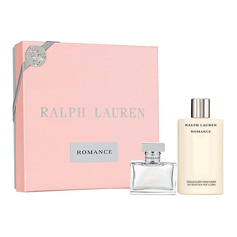 RALPH LAUREN ROMANCE EDP 50 ML + B/LOCION 200 ML SET REGALO
