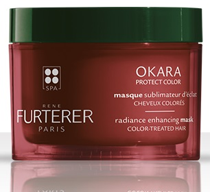 RENE FURTERER OKARA MASCARILLA SUBLIMADORA BRILLO 200ML