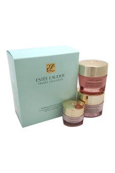 ESTEE LAUDER TOTAL RESILIENCE LIFT SET (DAY CREAM 50 ML + NIGHT CREAM 50 ML + EYE 15 ML) TRAVEL SET