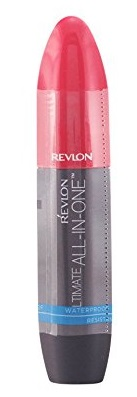 REVLON ALL IN ONE 001 MASCARA DE PESTAÑAS WATERPROOF 5 BENEFICIOS EN 1 551 NEGRO