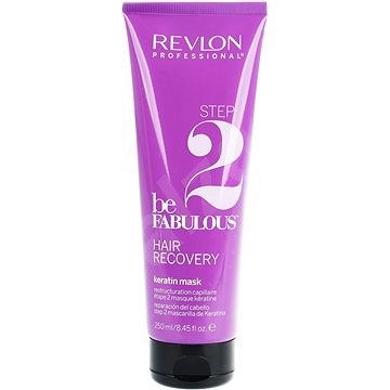 REVLON BE FABULOUS HAIR RECOVERY STEP 2 KERATIN MASK 250 ML