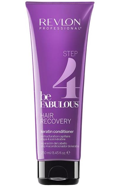 REVLON BE FABULOUS HAIR RECOVERY STEP 4 CONDITIONER 250 ML