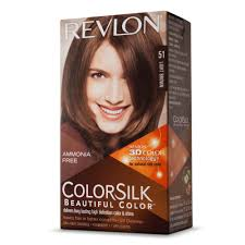 REVLON TINTE COLORSILK 51 LIGHT BROWN/CASTAÑO CLARO