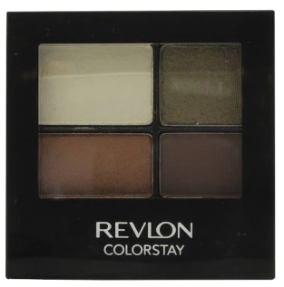 REVLON COLORSTAY  SOMBRA 4 COLORES 515 ADVENTUROUS