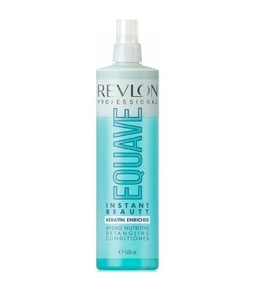 REVLON EQUAVE KERATIN ENRICHED HYDRO DETANGLING CONDITIONER 500 ML