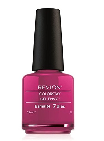 REVLON ESMALTE DE UÑAS COLORSTAY GEL ENVY FUCSIA SEDUCTION 114