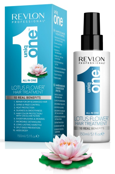 REVLON UNIQ ONE IN PACK LOTUS SERUM 150 ML