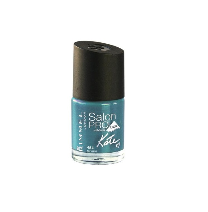 RIMMEL LONDON NAIL POLISH SALON PRO NYMPH 454 12ML
