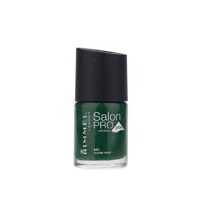 RIMMEL LONDON NAIL POLISH SALON PRO OLIVER TWIST 601 12ML