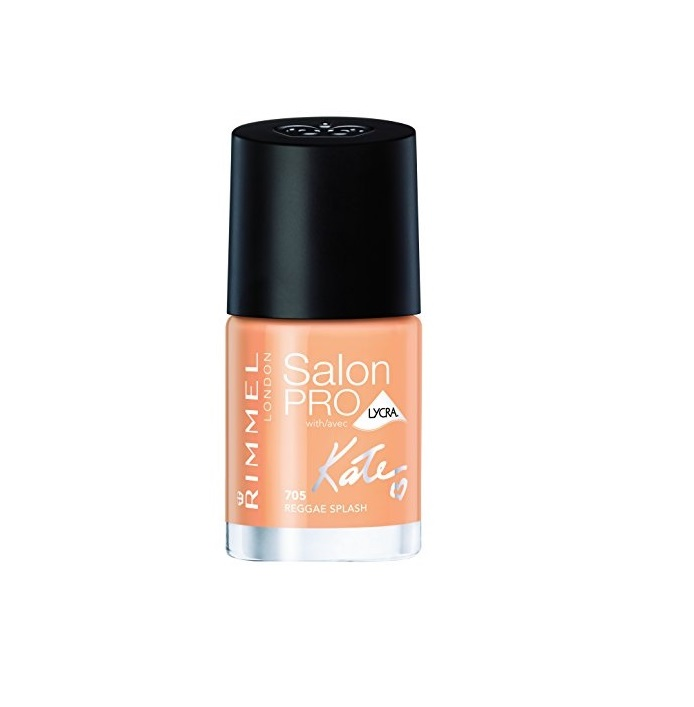 RIMMEL LONDON NAIL POLISH SALON PRO REGGAE SPLASH 705 12ML