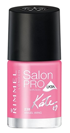 RIMMEL LONDON NAIL POLISH SALON PRO ANGEL WING 238 12ML**