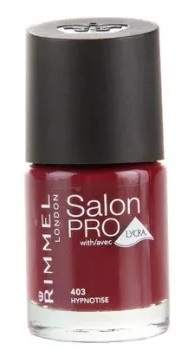 RIMMEL LONDON NAIL POLISH SALON PRO HYPNOTISE 403 12ML