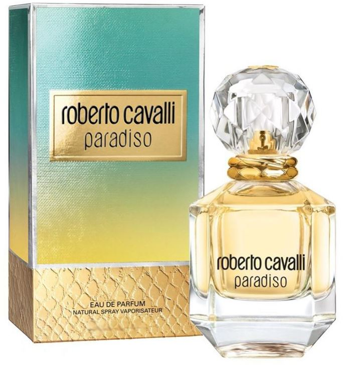 ROBERTO CAVALLI PARADISO WOMAN EDP 50 ML