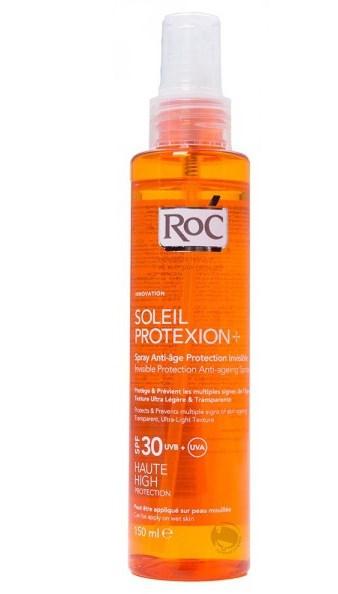 ROC SOLEIL PROTEXION + SPF 30 150 ML SPRAY CORPORAL