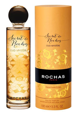ROCHAS SECRET OUD MYSTERE EDP 50 ML