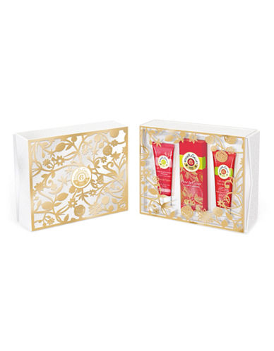 ROGER & GALLET FLEUR DE FIGUIER EDC 100 ML + B/L 50 ML + GEL 50 ML SET REGALO