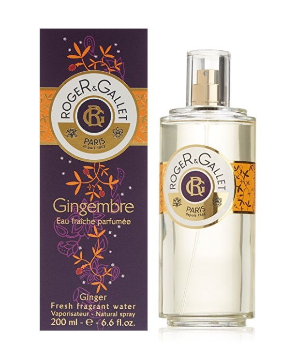 ROGER & GALLET EAU DE GINGEMBRE EDC 200 ML