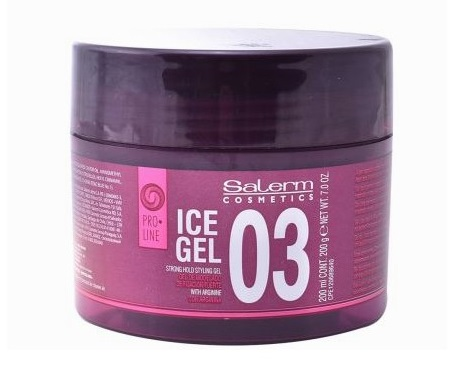 SALERM PRO LINE ICE GEL 200 ML