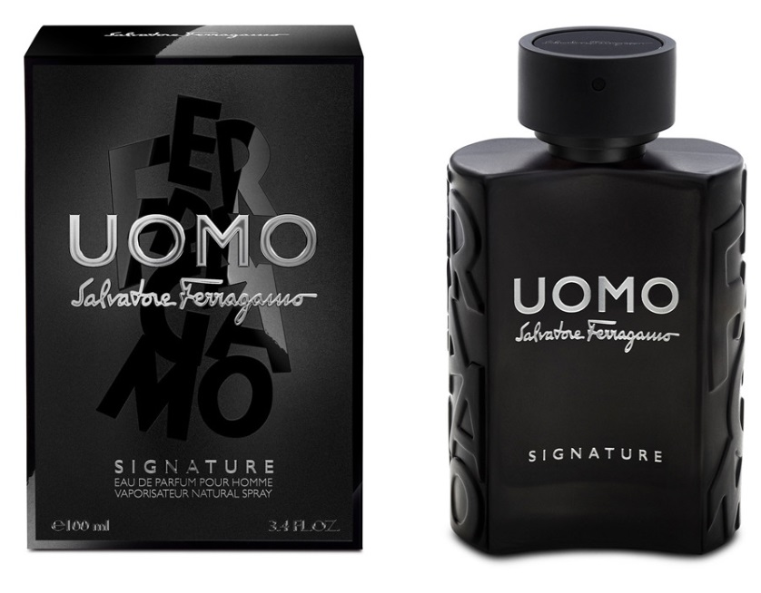 Salvatore Ferragamo Uomo Signature Eau de Parfum 100 ml Vaporizador b069158704