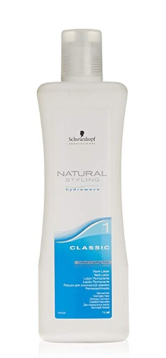 SCHWARZKOPF NATURAL STYLING LOCION CLASICA HYDROWAVE Nº1 1000ML
