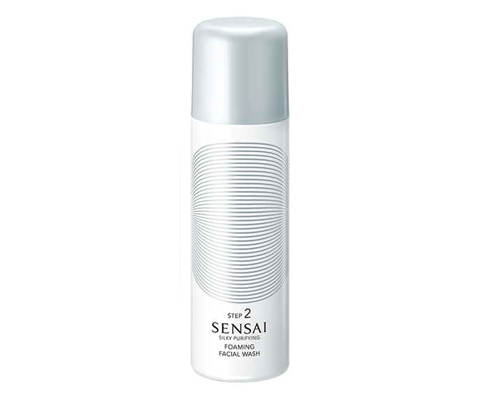SENSAI SILKY PURIFYING FOAMING FACIAL WASH 125 ML