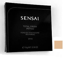 SENSAI POLVOS COMPACTOS FOUNDATIONS TOTAL FINISH RECARGA 204 ALMOND BEIGE