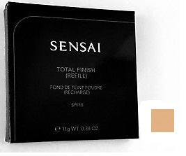 SENSAI POLVOS COMPACTOS FOUNDATIONS TOTAL FINISH RECARGA 204.5 AMBER BEIGE
