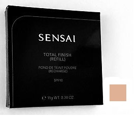 SENSAI POLVOS COMPACTOS FOUNDATIONS TOTAL FINISH RECARGA 205 TOPAZ BEIGE