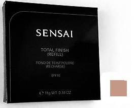 SENSAI POLVOS COMPACTOS FOUNDATIONS TOTAL FINISH RECARGA 206 GOLDEN DUNE