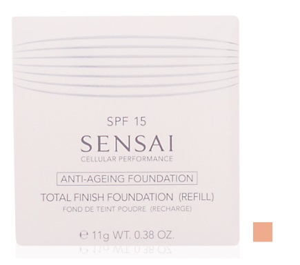 SENSAI TOTAL FINISH FOUNDATION COLOR TF23