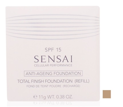 SENSAI TOTAL FINISH FOUNDATION COLOR TF24