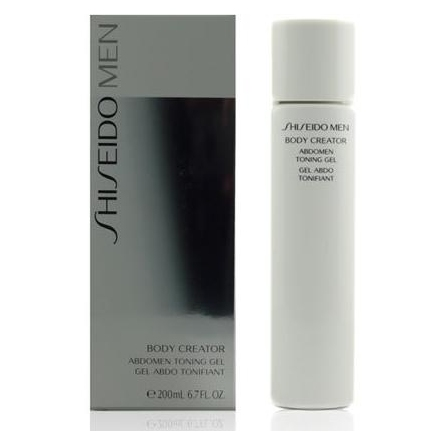 SHISEIDO MEN BODY CREATOR ABDOMEN TONING GEL 200 ML