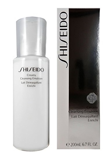SHISEIDO CREAMY CLEANSING EMULSION 200 ML