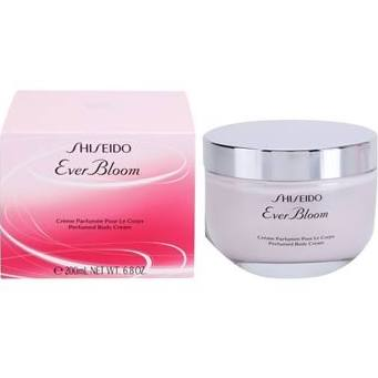 SHISEIDO EVER BLOOM BODY CREAM 200 ML.