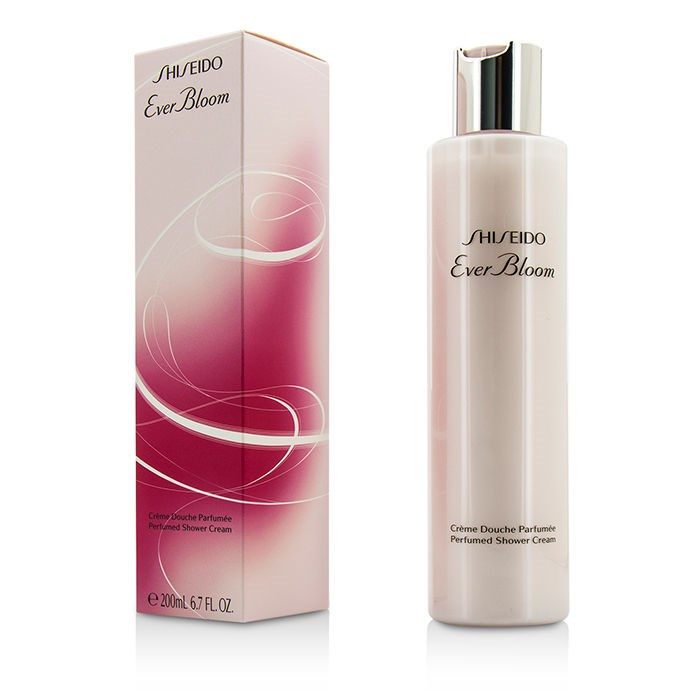 SHISEIDO EVER BLOOM SHOWER CREAM 200 ML
