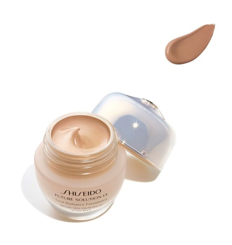 SHISEIDO FUTURE SOLUTION LX TOTAL RADIANCE FOUNDATION COLOR N3 30 ML