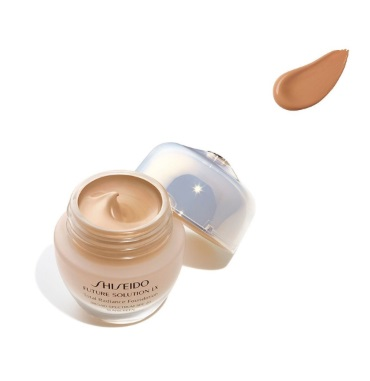 SHISEIDO FUTURE SOLUTION LX TOTAL RADIANCE FOUNDATION COLOR N4 30 ML