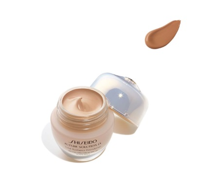 SHISEIDO FUTURE SOLUTION LX TOTAL RADIANCE FOUNDATION COLOR R4 30 ML