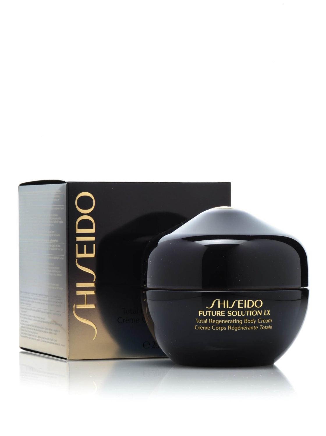 SHISEIDO FUTURE SOLUTION LX TOTAL REGENERATING BODY CREAM 200 ML