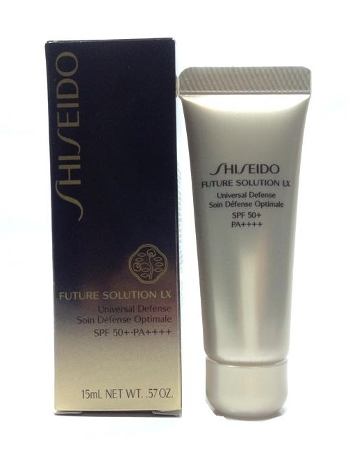 SHISEIDO FUTURE SOLUTION LX UNIVERSAL DEFENSE SPF50 50 ML