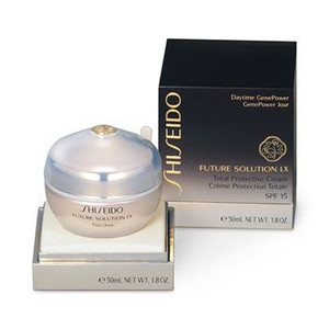 SHISEIDO FUTURE SOLUTION LX PROTECTIVE CREAM SPF 15 50 ML