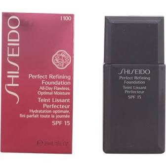 shiseido perfect refining foundation 30 ml color i100. Black Bedroom Furniture Sets. Home Design Ideas