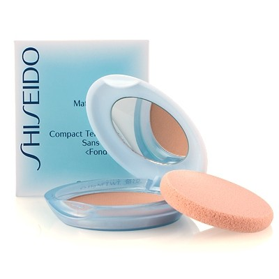 SHISEIDO PURENESS MATIFYING COMPACT OIL FREE N. 10 LIGHT IVORY 11 G.
