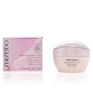 SHISEIDO REPLENISHING BODY CREAM 200 ML